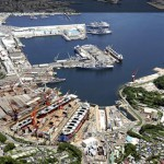 出張報告:佐世保重工業(株)造船工場