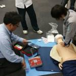 応急救護訓練