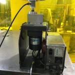 溶接作業用の回転テーブル